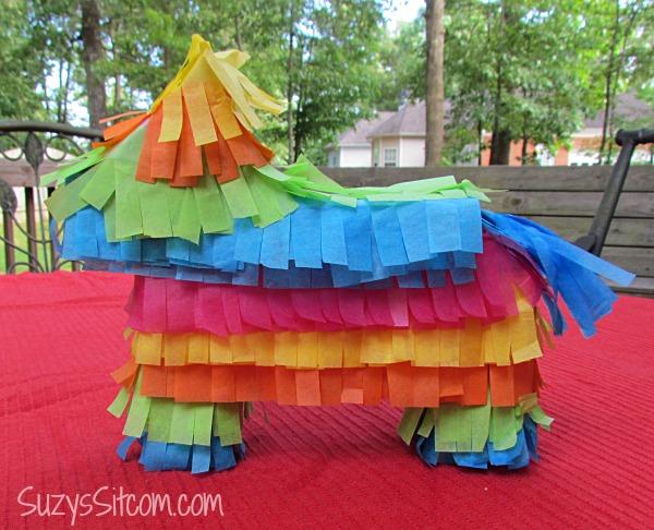 diy personal piñata