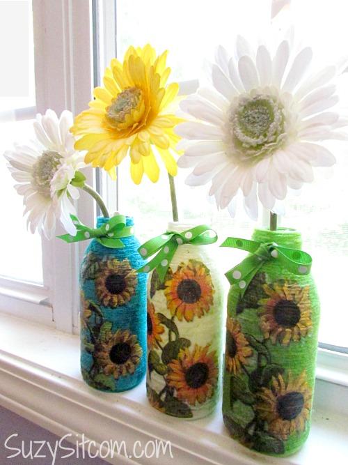 Make Something Amazing With Recycled Bottles