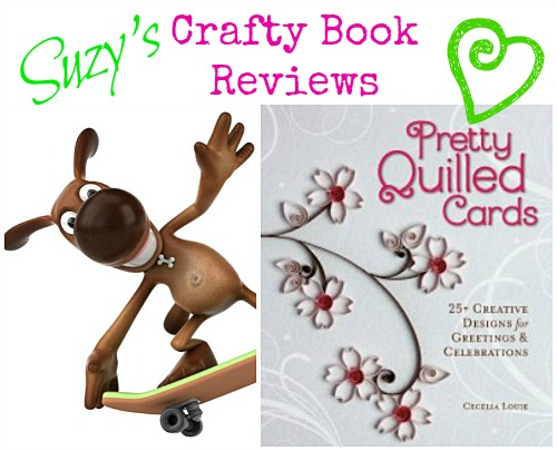 pretty quilled cards book review