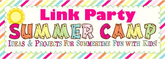 summer camp kids crafts