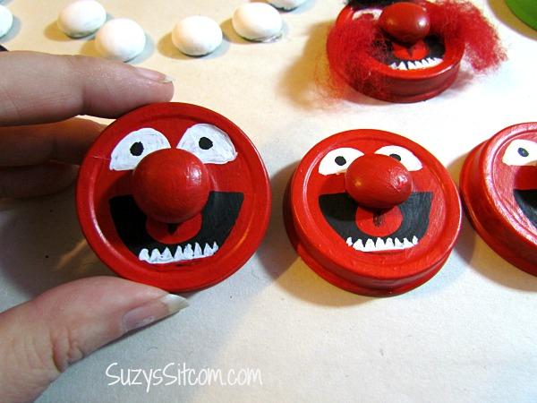 muppets tic tac toe