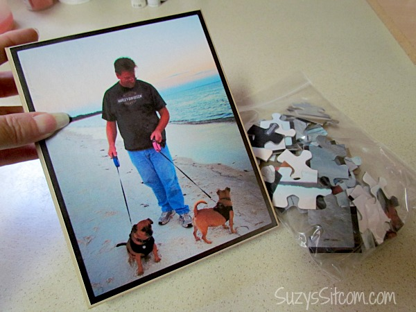 piczzle personalized puzzle gift