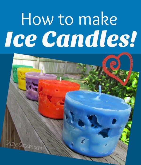 mini ice candle diy