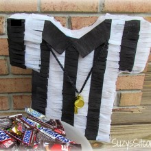 referee piñata