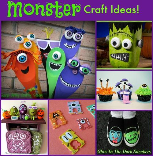 10 Halloween Crafts Sainsbury S