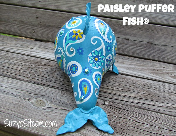 paisley fish gourd art8