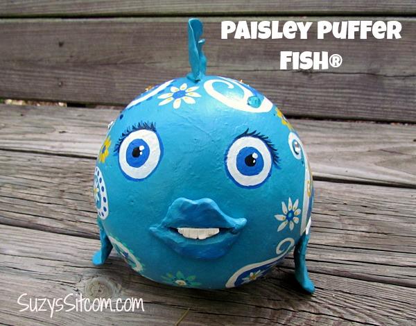 paisley fish gourd art9