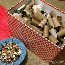 toilet paper tubes for crafting