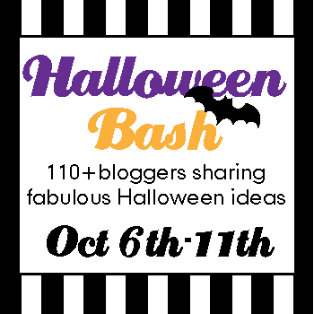 Halloween Bash Blog Hop banner ad