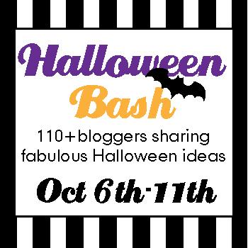 Halloween Bash Blog Hop banner ad
