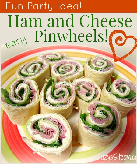 ham and cheese pinwheels 2