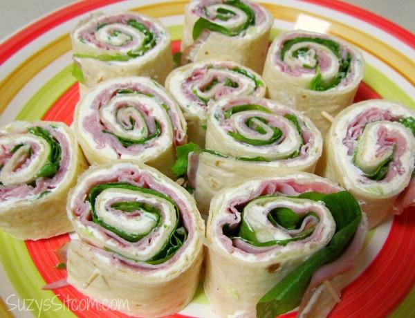 ham and cheese pinwheels recipe10