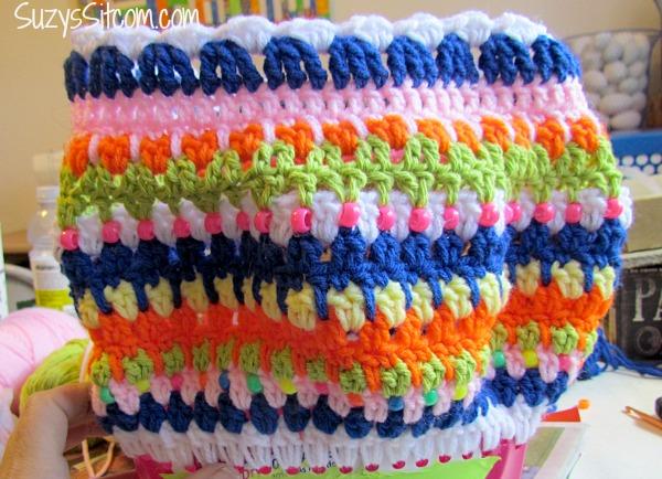 recycled bottle purse crochet pattern