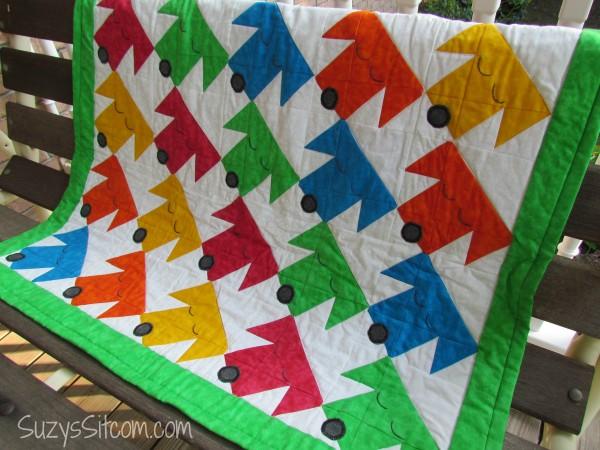 sleepy puppies quilt pattern