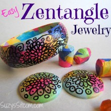 zentangle jewelry artterro kit
