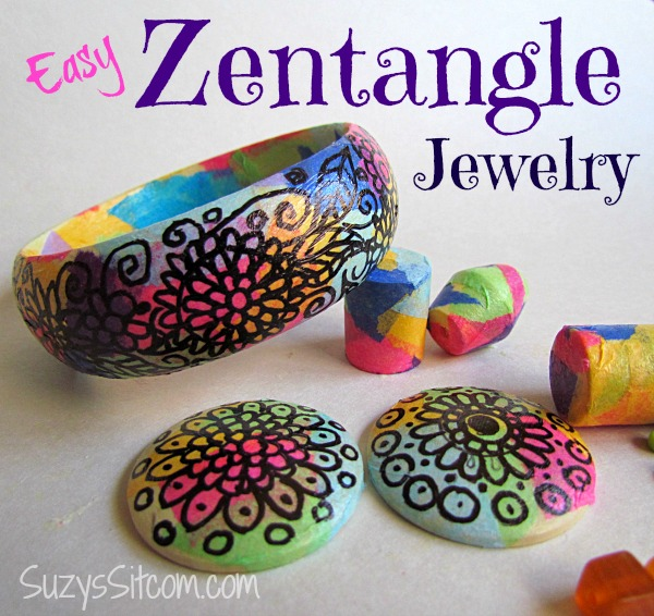 zentangle jewelry artterro kit
