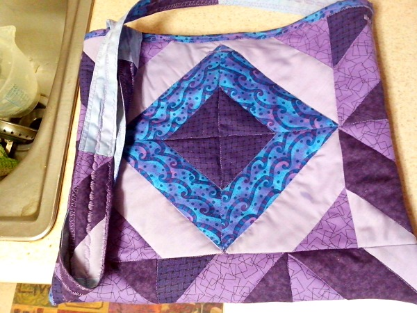 summer jewels quilt pattern reader project