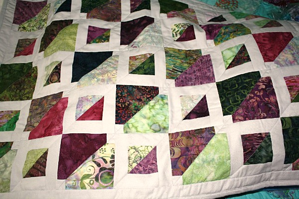 batiks gone wild quilt pattern reader project