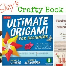 craft book reviews origami handmade bags