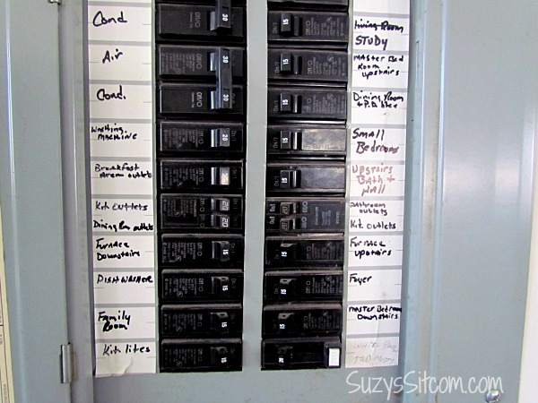 blank fuse box labels panel fuse box diagram blank 25 great uses for your label maker (and a great giveaway)! #15