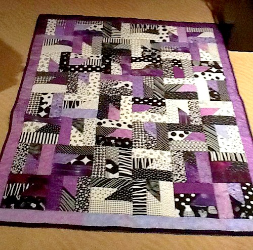 windmills at night quilt pattern reader project