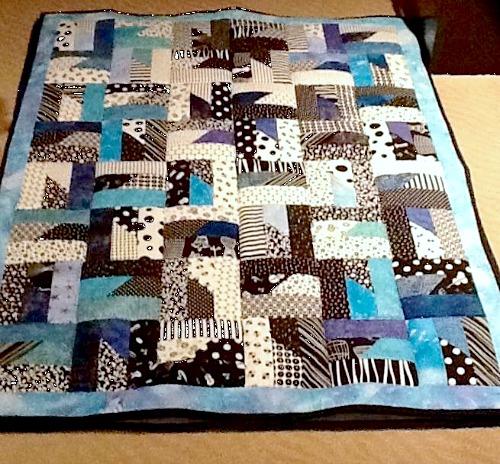 windmills at night quilt pattern reader project
