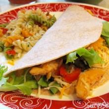 chicken fajitas tacos recipe