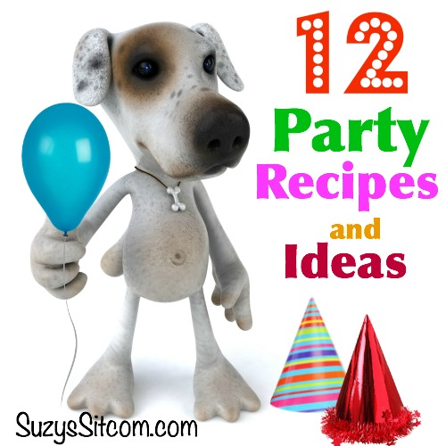 party recipes and ideas