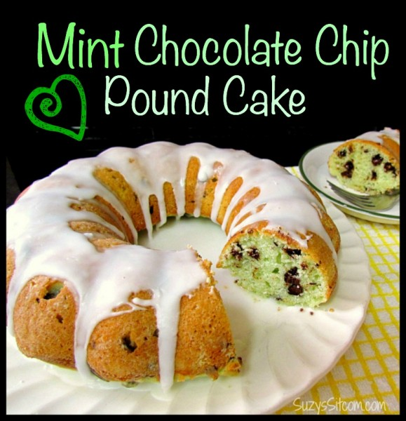 recipe muller yogurt mint chocolate chip pound cake
