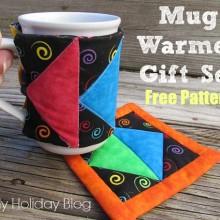 mug warmer gift set free pattern