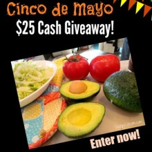 mexican grilled chicken and avocados recipe giveaway