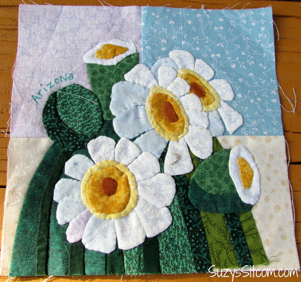 Flower Applique Quilt Patterns Amazing Decorating Design