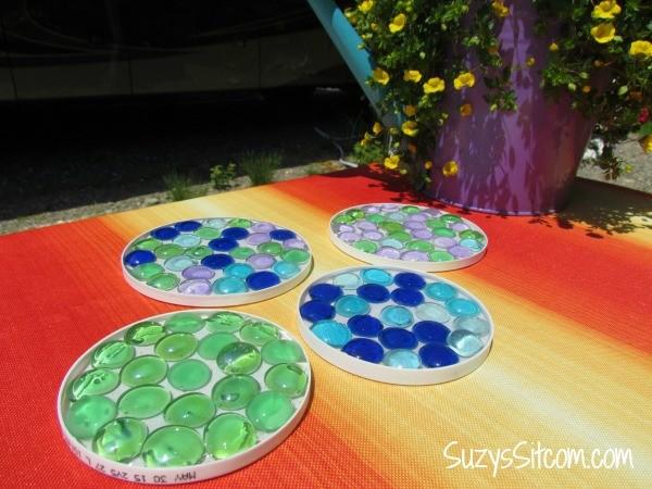 sun catchers kids craft