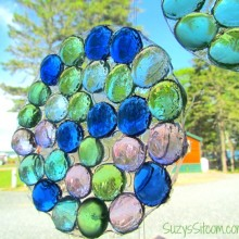 sun catchers kids craft