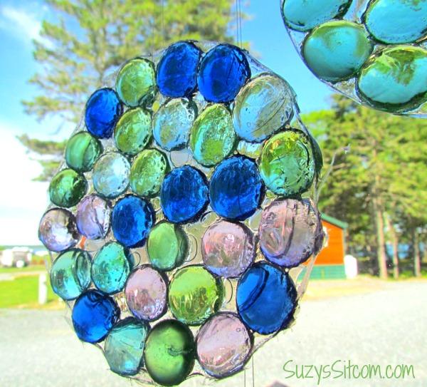 Easy To Make Glass Sun Catchers