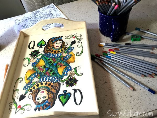 colored pencil giveaway