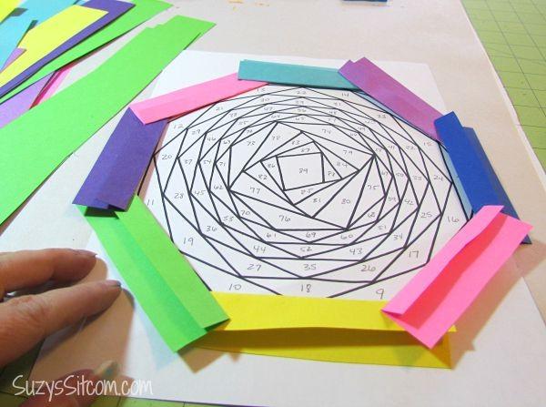 iris paper folding book covers