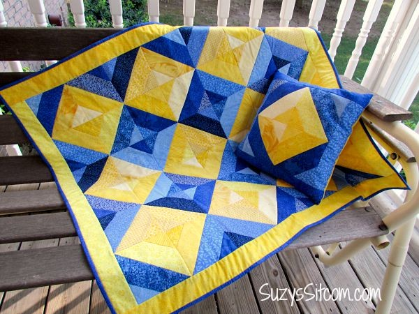 summer jewels quilt pattern