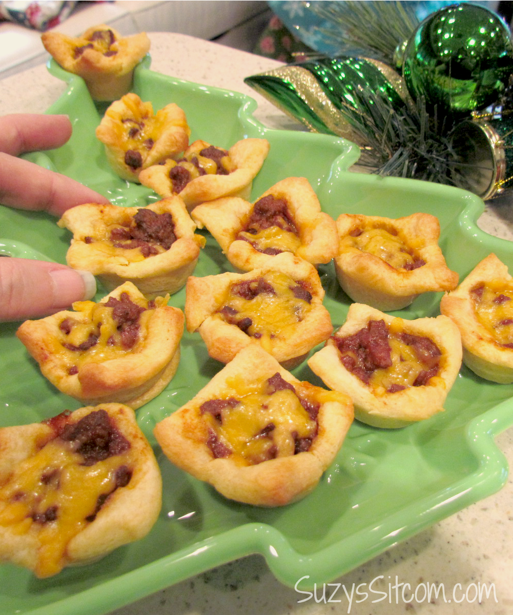 Quick And Easy Party Food- Barbecue Party Bites