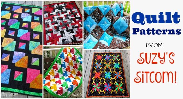 quilt pattern slider
