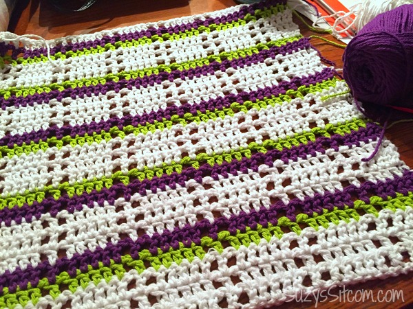 Crochet Patterns Free Hand Towels : 5 Skin Care Tips for Summer & FREE Crochet Hand Towel Pattern!