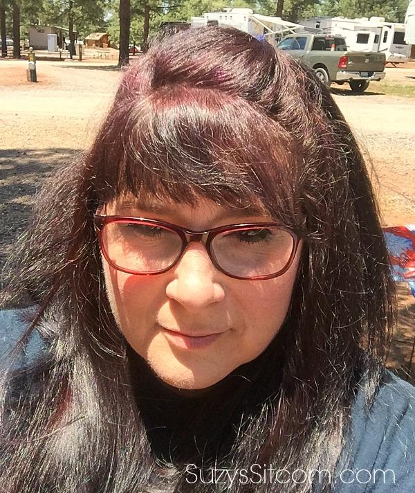esalon custom hair color