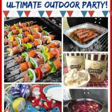tips for fun outdoor gathering