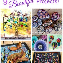 Summer crafting 9 beautiful projects