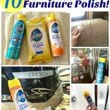 10 great ways to use furniture polish