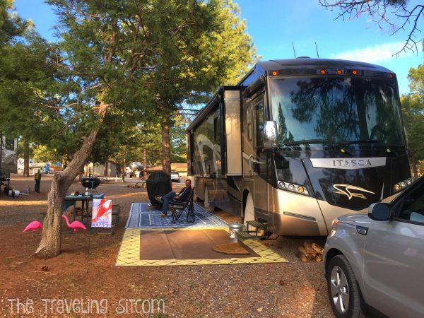 camping in williams arizona