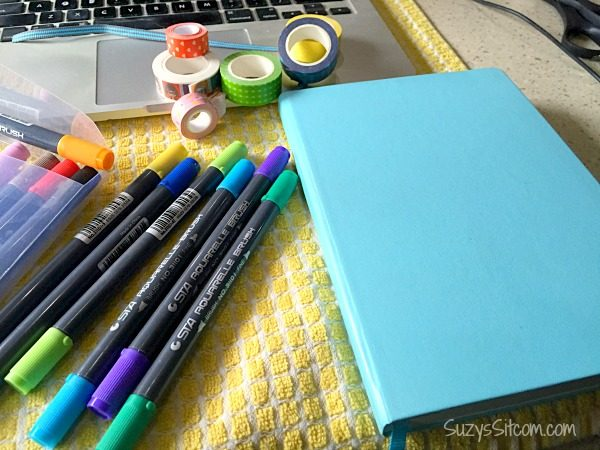 how to make a bullet journal