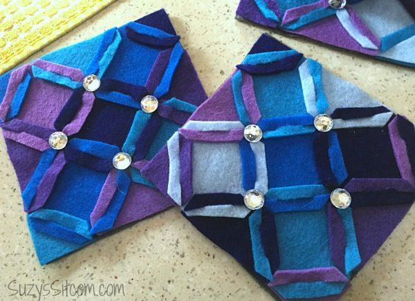 no-sew-interlocked-felt-coasters14