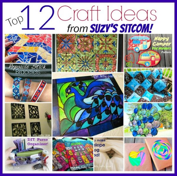 12 most popular crafts suzys sitcom
