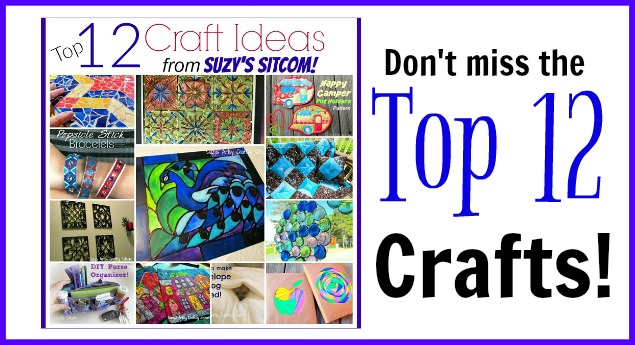 top 12 craft ideas